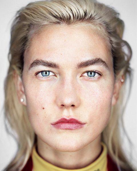 Karlie Kloss, celebs e senzatetto nei ritratti dal Close Up di Martin Schoeller