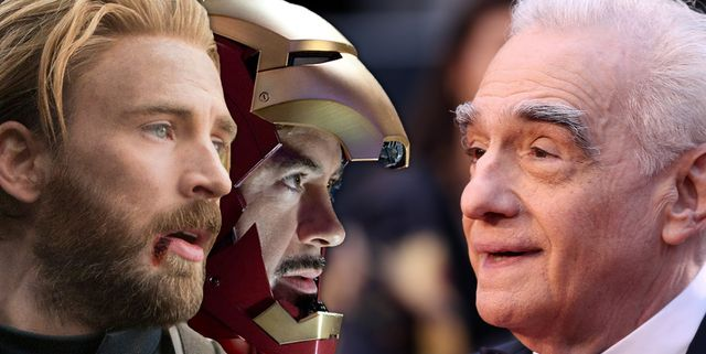 """Why Martin Scorsese is wrong about Marvel movies """"invading cinema"""""""