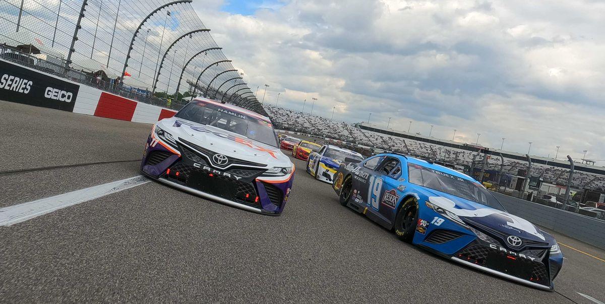 NASCAR - cover