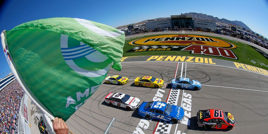 Observations: NASCAR Cup Series Pennzoil 400 at Las Vegas