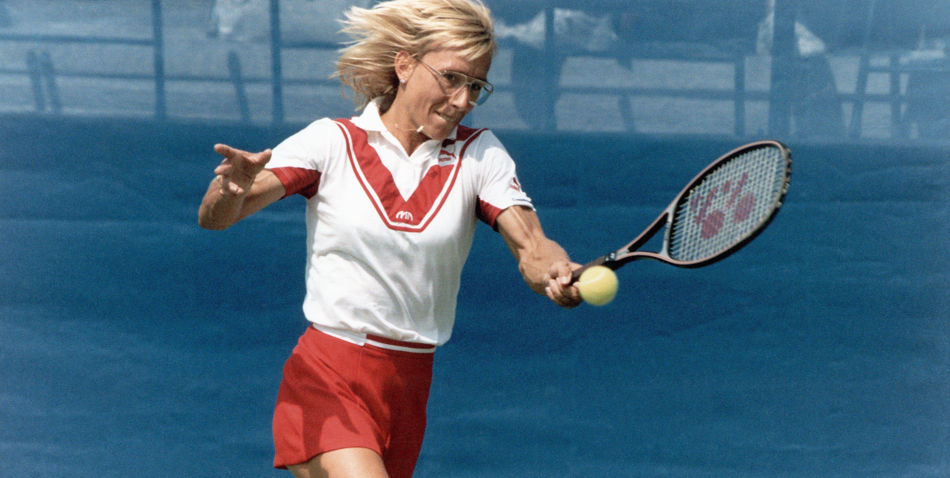 iconische vrouwelijke atleten