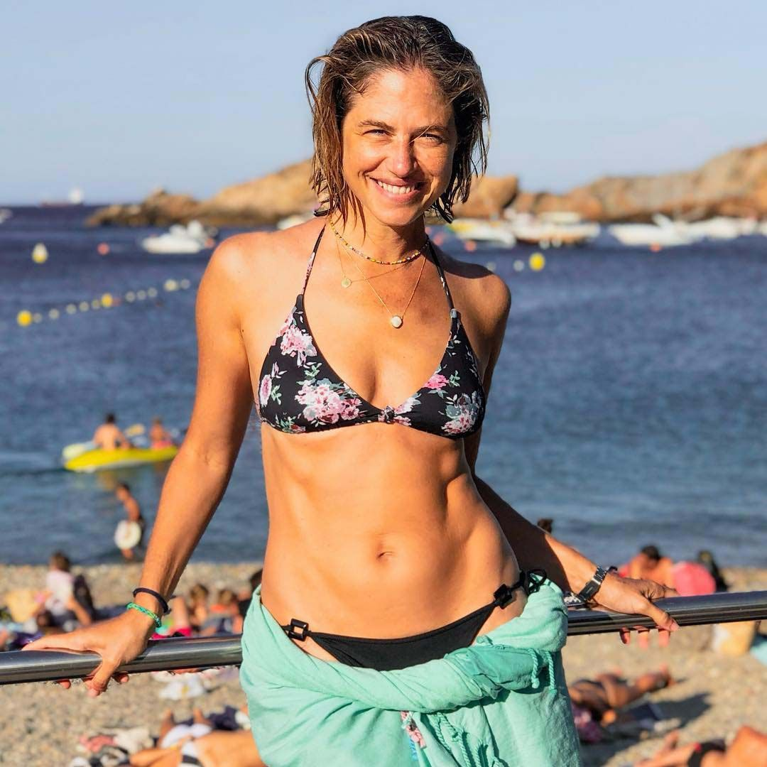 Las famosas ya disfrutan del verano en bikini o bañador