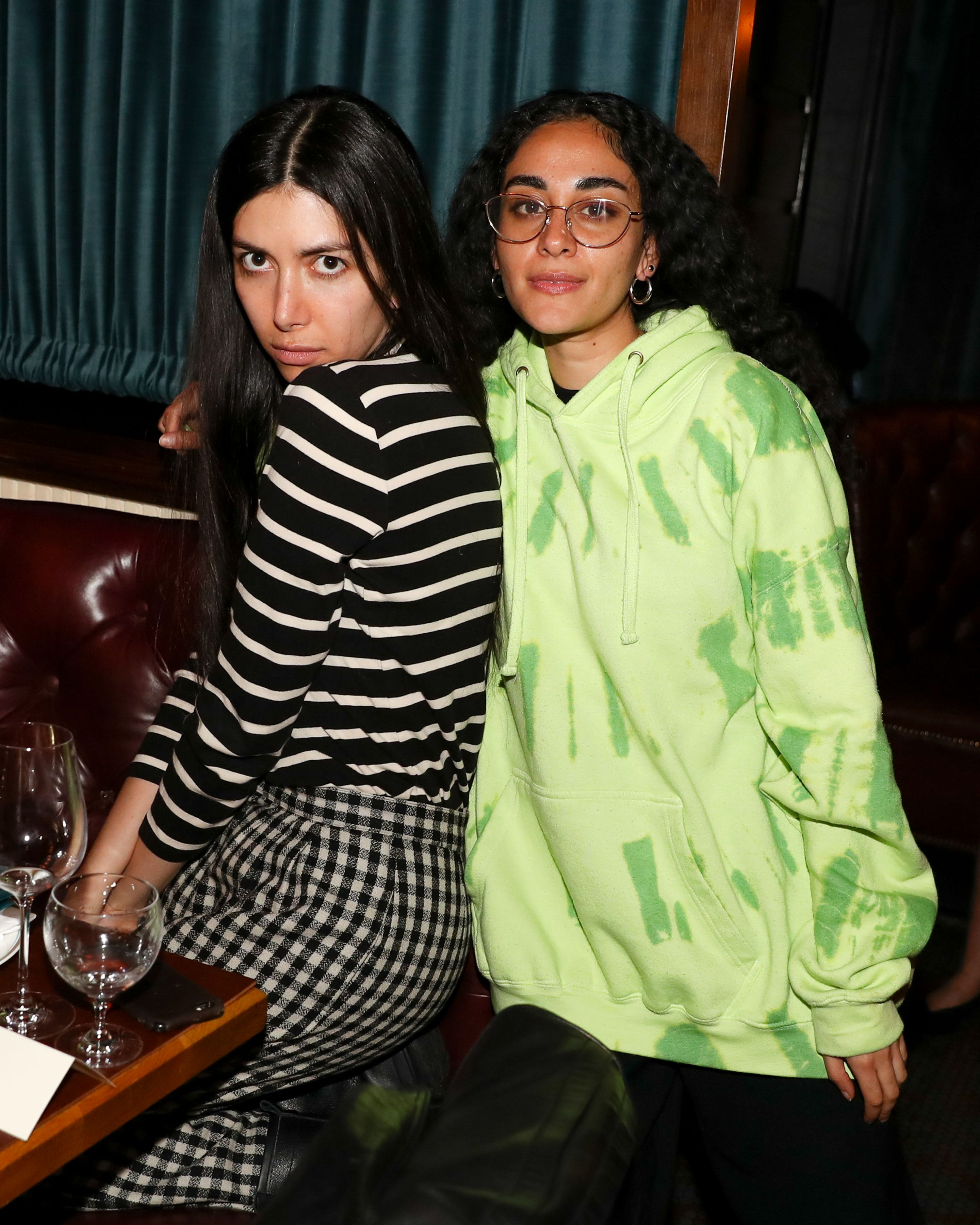 Martine Gutierrez and Hawa Arsala Martine Gutierrez and Hawa Arsala celebrate Korakrit Arunanondchai, boychild, and Alex Gvojic's inclusion in the 58th Venice Biennale and the 2019 Whitney Biennial with a dinner at The Standard New York on May 13.