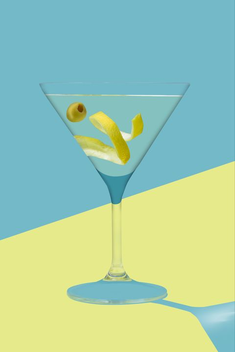 Gin Martini- best gin cocktails