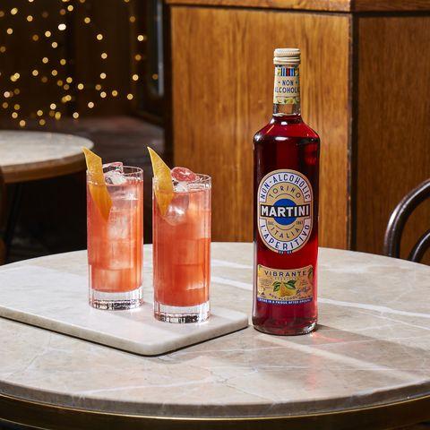 Martini Vibrante Non Alcoholic