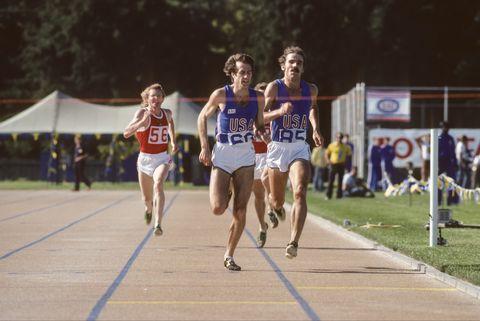 1978 USA - USSR Track Meet