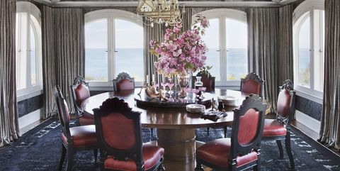 martyn lawrence bullard dining room