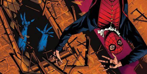 marvel 1602 marvel spider-man neil gaiman