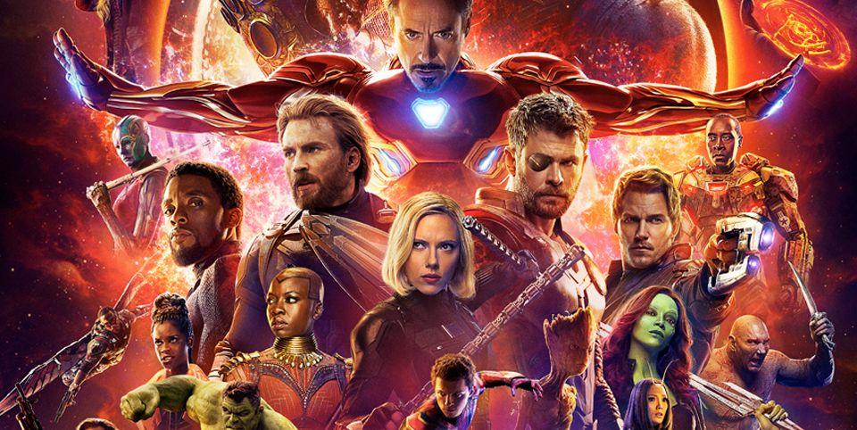nuevo trailer avengers infinity war