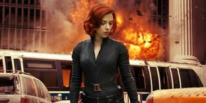 Black Widow van Marvel