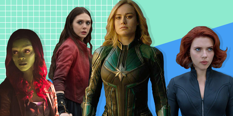 The Most Feminist Movies in the Marvel Universe