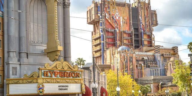 Disney Is Moving Forward With a Full-Fledged Marvel Land...And It's Coming SOON