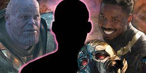 Marvel Next Baddie, Thanos, Ultron, Killmonger