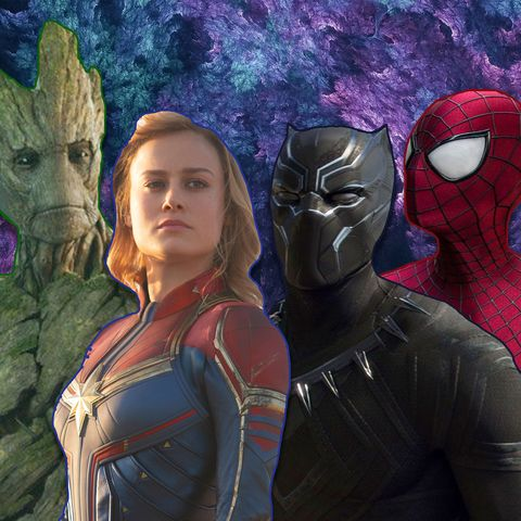 Marvel's Phase 1, 2, 3 and 4 explained