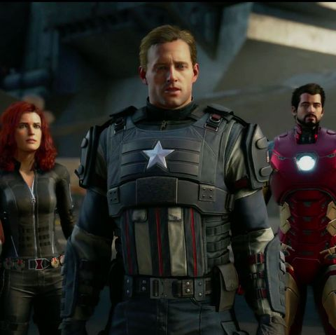 Marvel's Avengers won't change costumes despite fan backlash