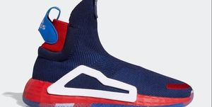 Zapatillas adidas capitan america, adidas, zapatillas capitan américa, avengers, zapatillas avengers