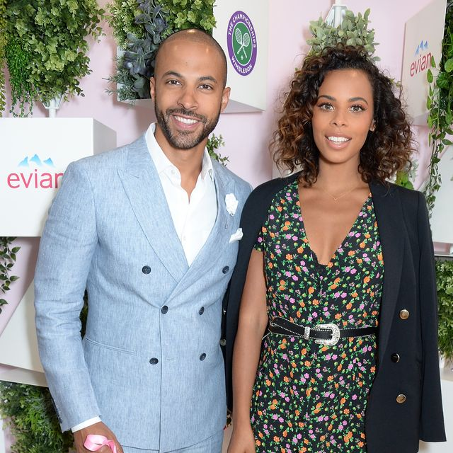 rochelle humes baby news