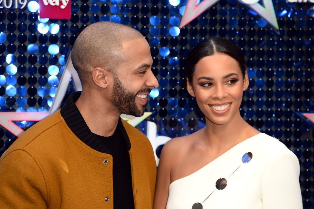 Rochelle Humes Shares Adorable New Photos Of Baby Son Blake