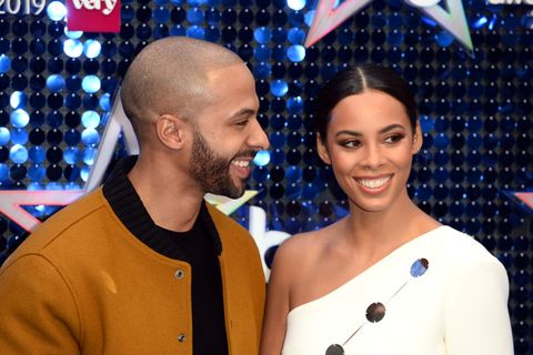 rochelle humes baby son pictures