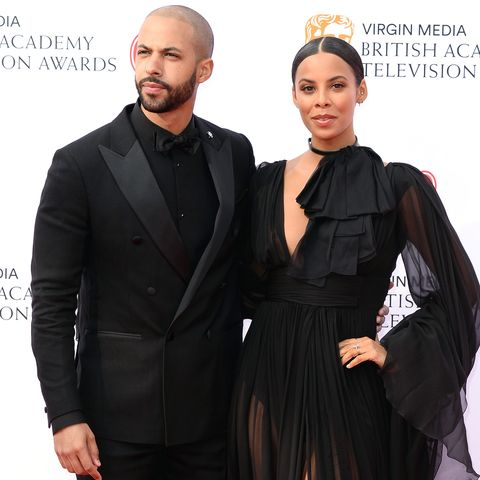 This Morning S Rochelle Humes Confirms The Sex Of Her Third Baby