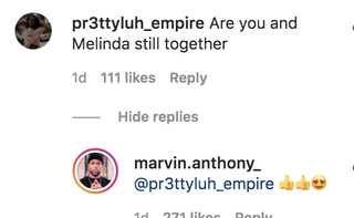 marvin melinda too hot to handle