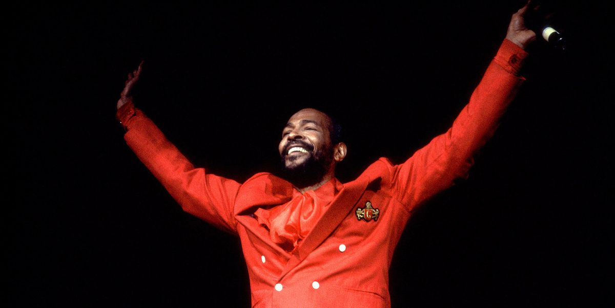 a8a9cde5e4661 Marvin Gaye - uDiscover Germany