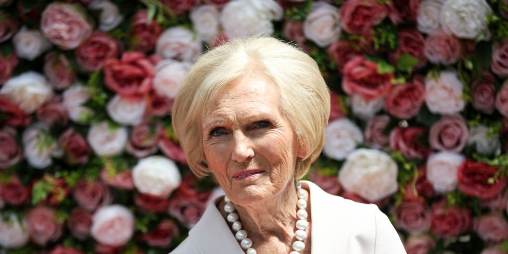 Mary Berry gardening tips