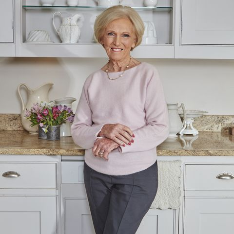 portrait of mary berry