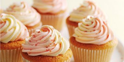 Mary Berry S Vanilla Cupcakes With Swirly Icing