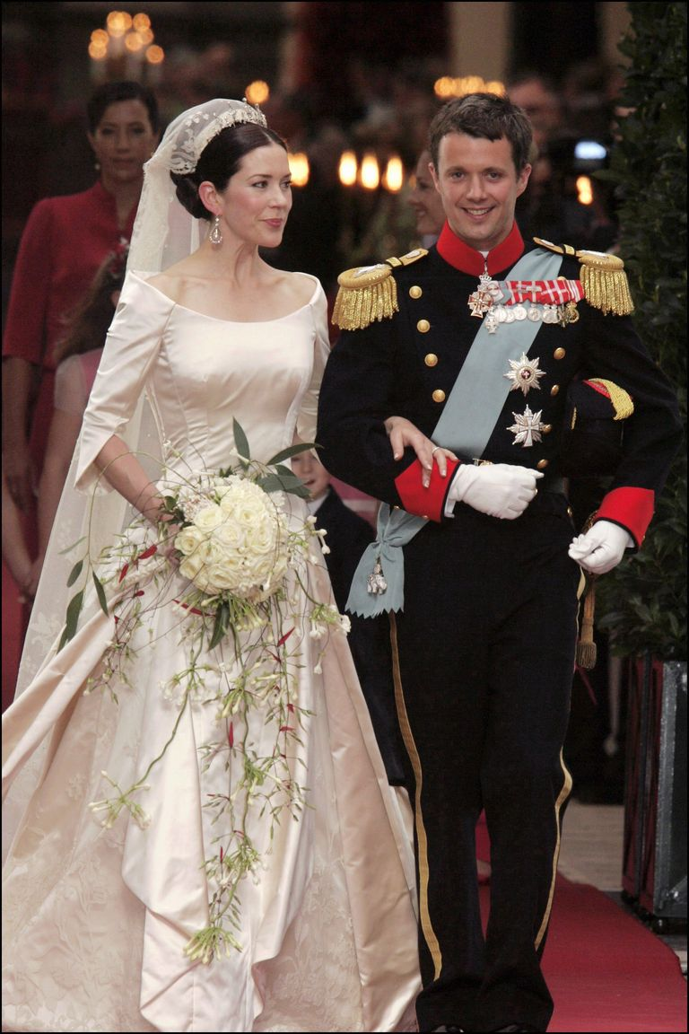 35 Stunning Royal Wedding Dresses Throughout History