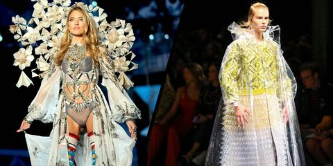 f170841d Mary Katrantzou has teamed up with Victoria's Secret for a ...