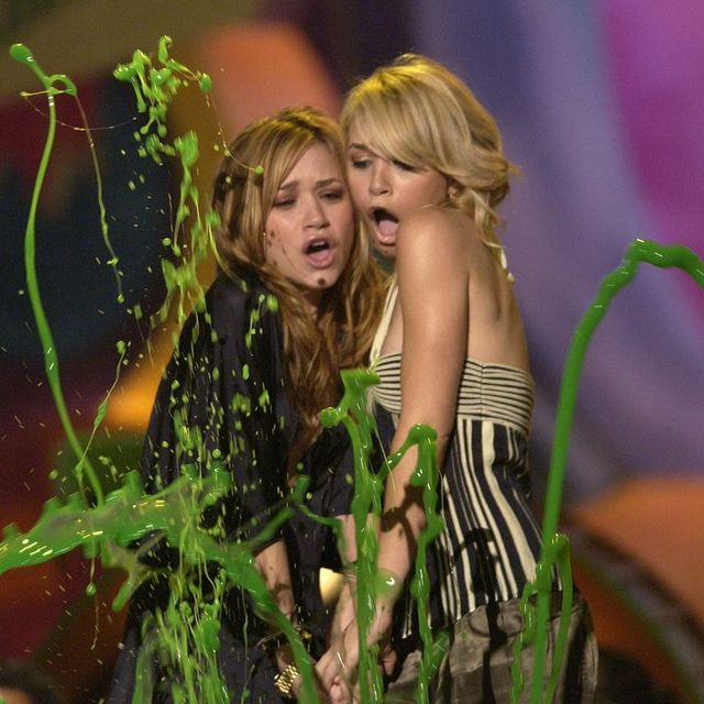 mary kate and ashley slime