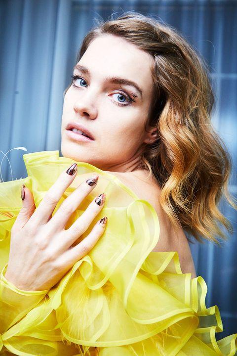 Mary Katrantzou nail trends