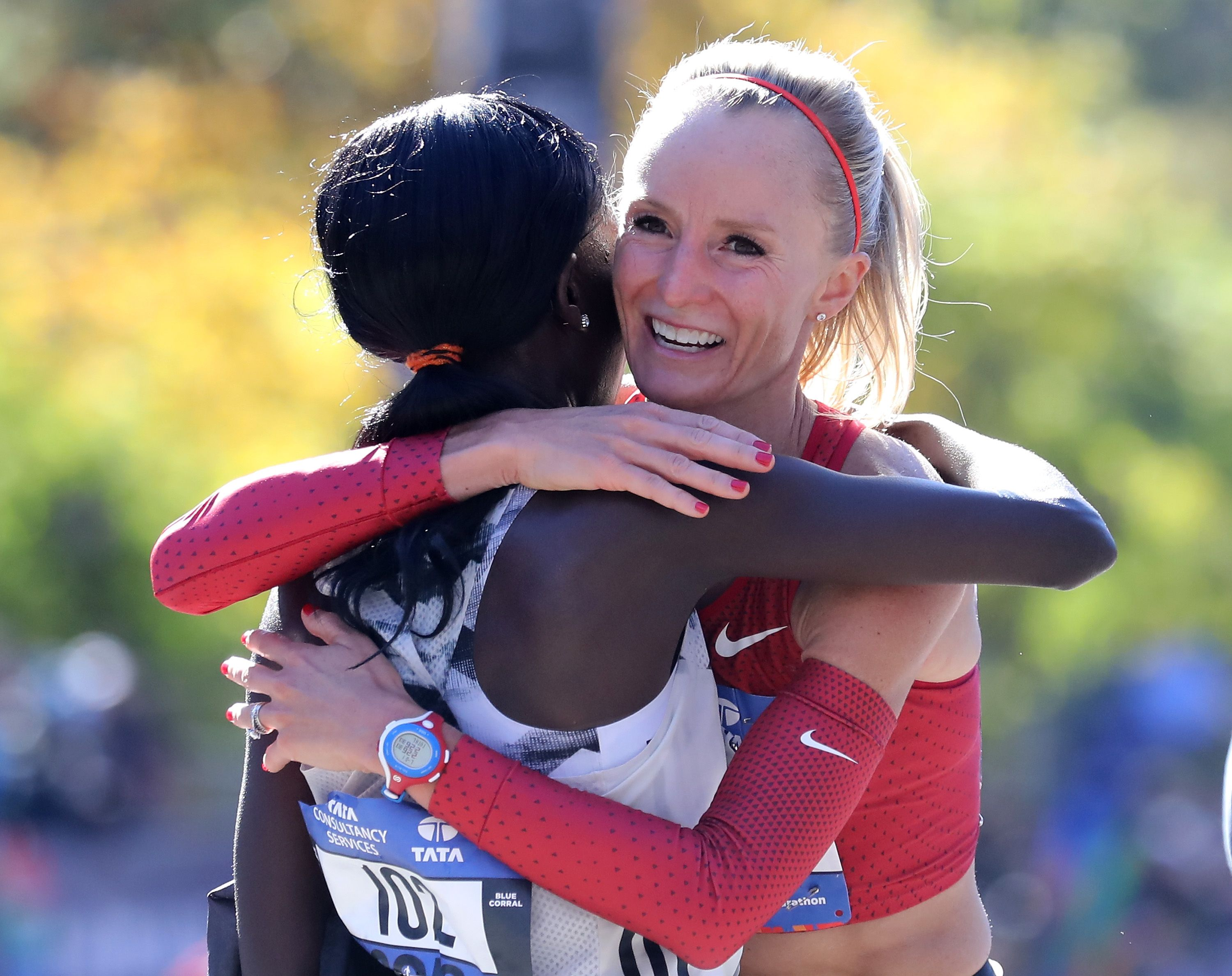 Fans, Teammates, and Friends React to Shalane Flanagan's Retirement