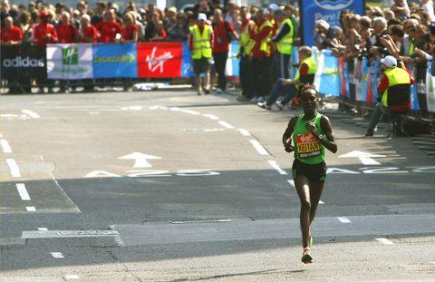 Mary Keitany leyenda atletismo maratón kenia