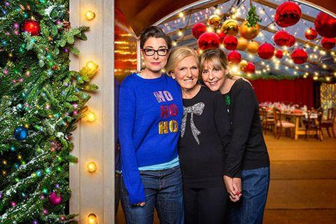 mary mel sues big christmas thank you - Christmas Tv Shows