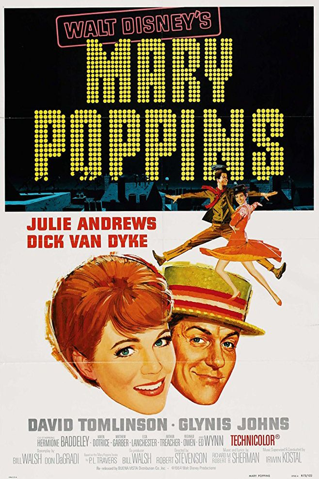 mary poppins classic kids movies