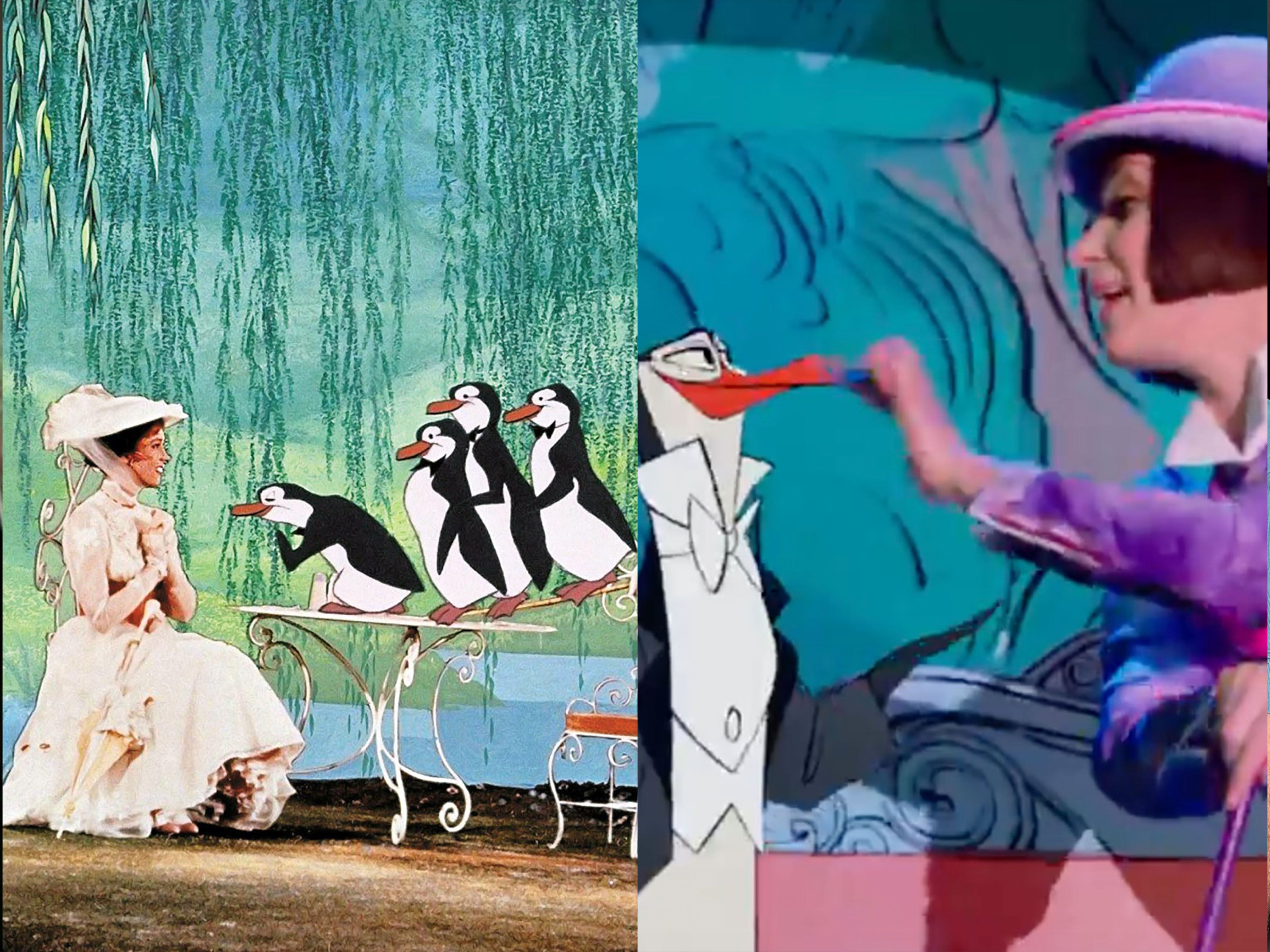 The Animated Penguins
