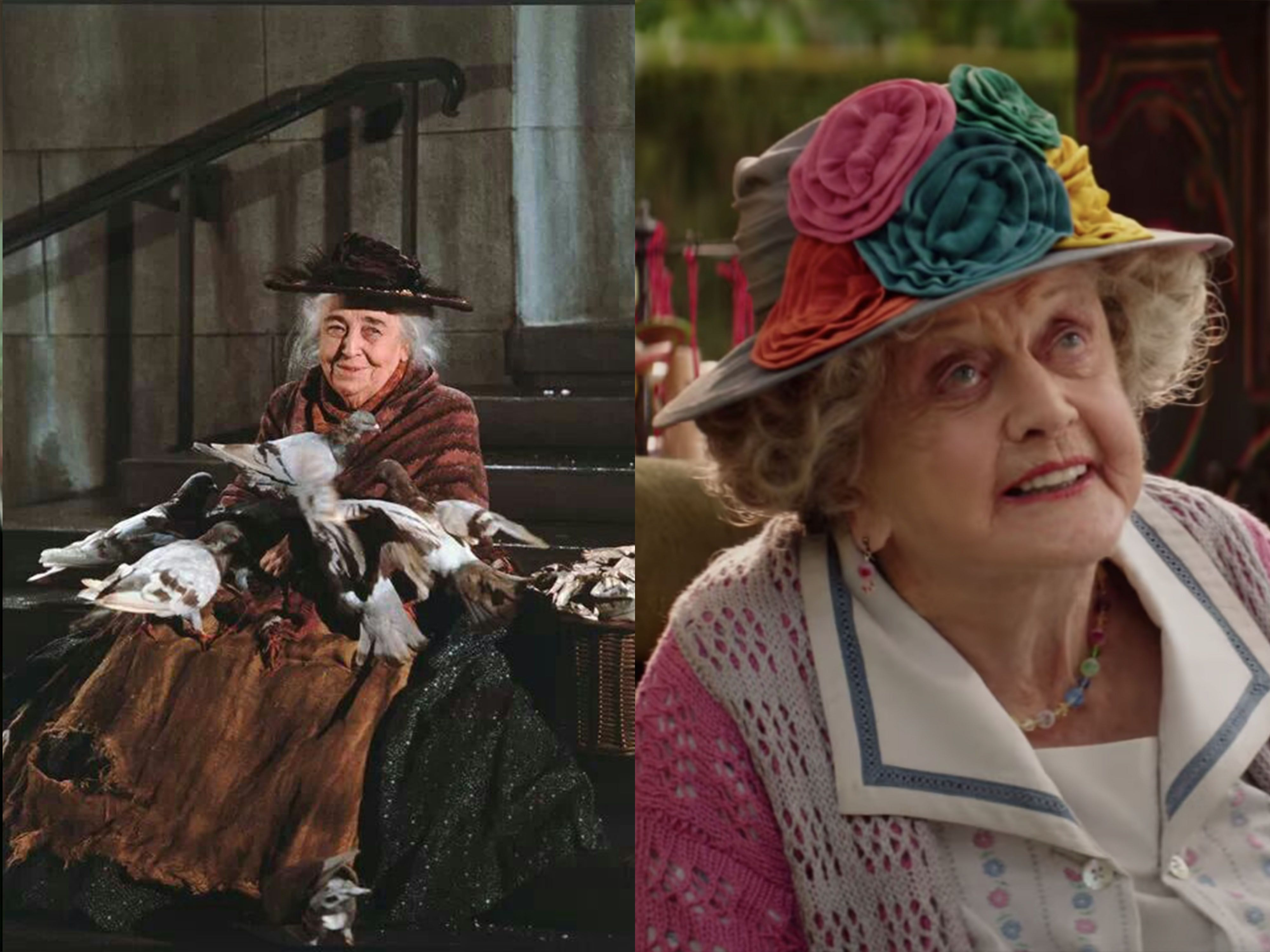 How Do The Mary Poppins Sequel Characters Look Compared To The Original Cast Pictures Of The Mary Poppins Returns Cast