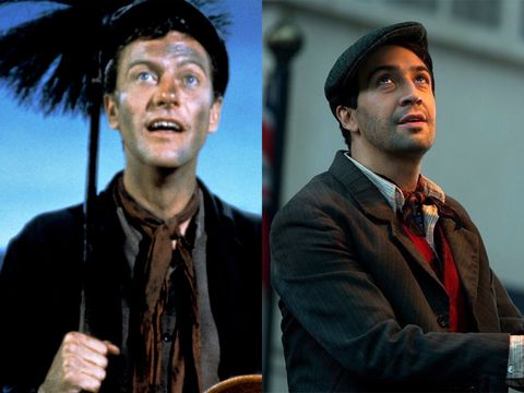 How Do The Mary Poppins Sequel Characters Look Compared To The