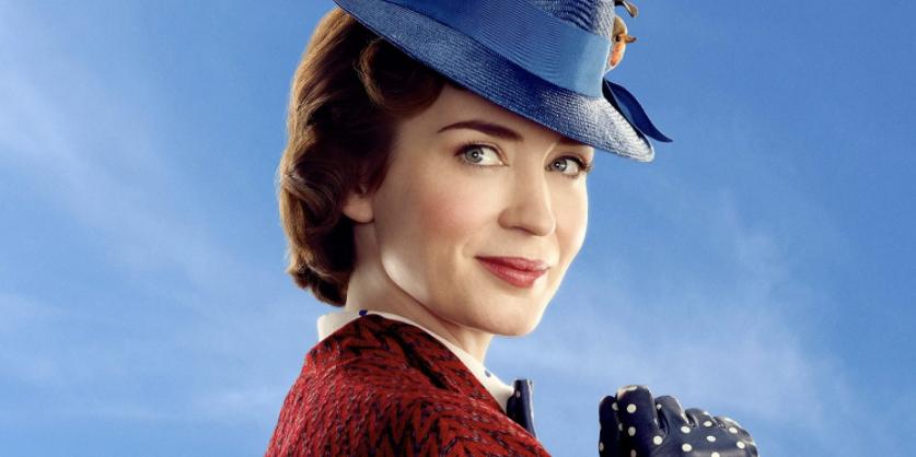 Mary Poppins Returns 2018 Cast Emily Blunt Lin Manuel Miranda In Mary Poppins Sequel