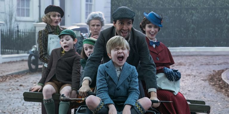 Image result for mary poppins 2018 movie