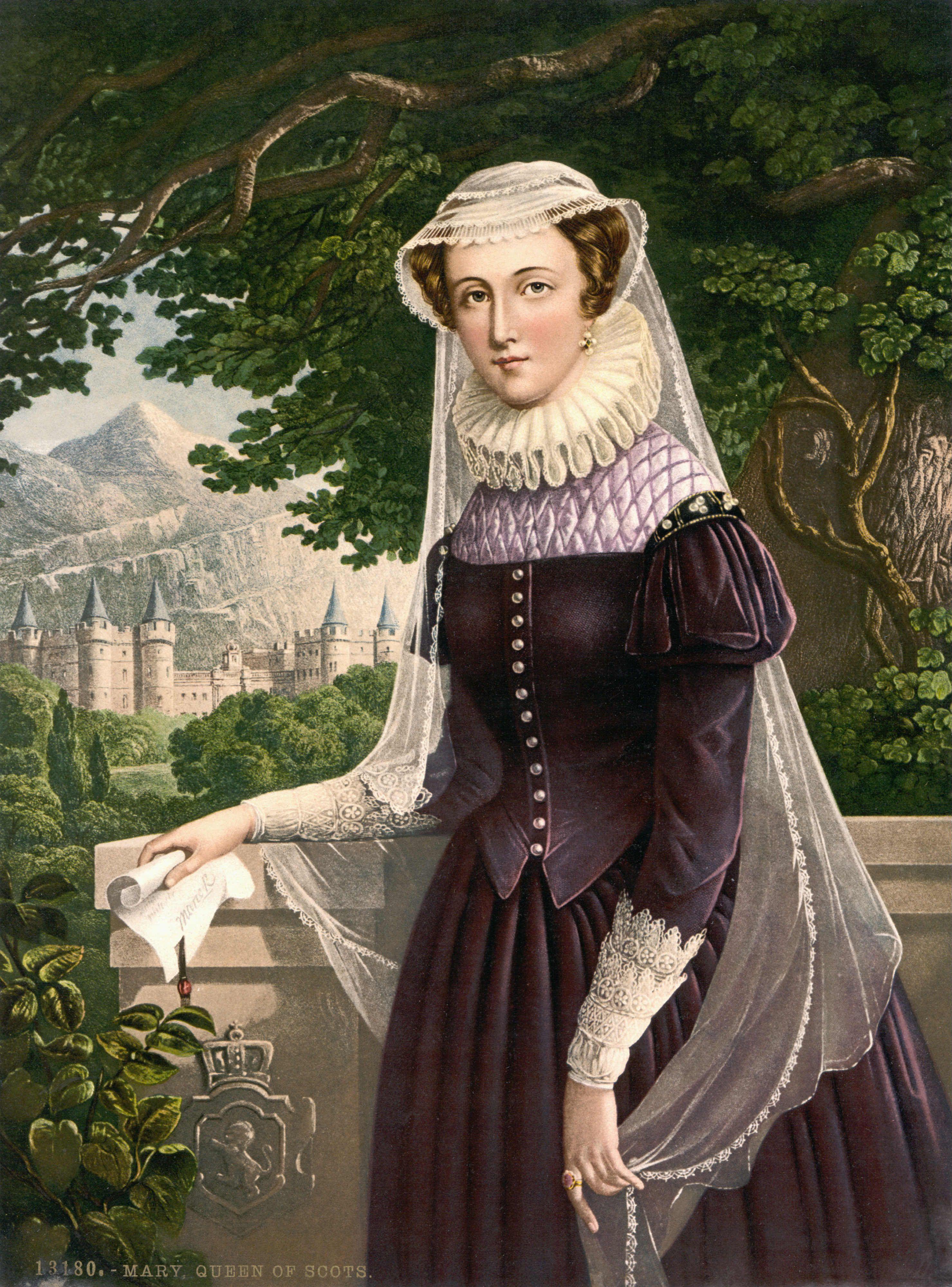 Het Bizarre Leven Van Mary Queen Of Scots