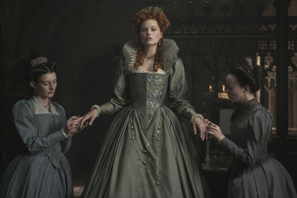 Resultado de imagen para María, reina de Escocia movie