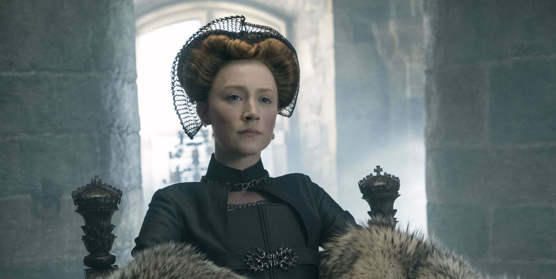 saoirse ronan, mary queen of scots