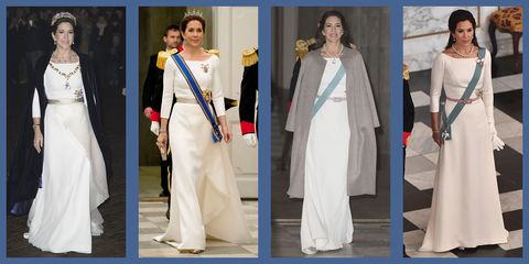 Clothing, White, Formal wear, Fashion, Outerwear, Dress, Suit, Uniform, Fashion design, Beige,