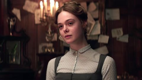 Mary Shelley Elle Fanning Frankenstein