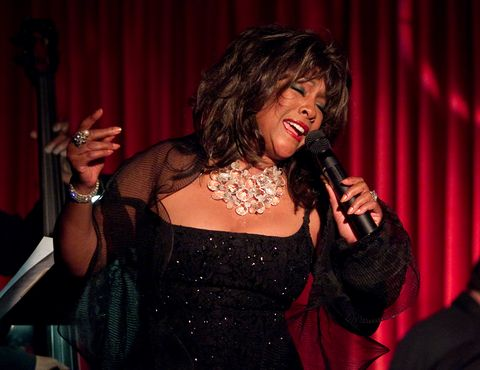 mary wilson performs at the catalina bar  grill