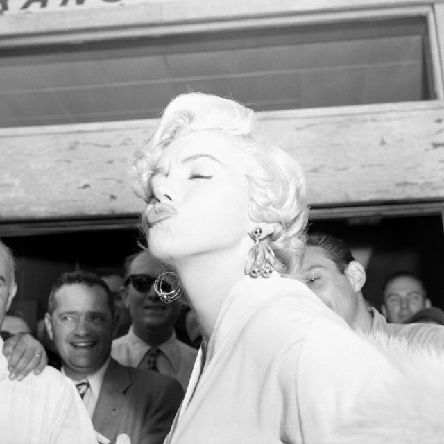 marilyn monroe moda anni 50