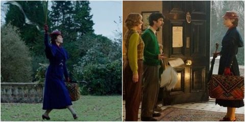 Disney S New Mary Poppins Returns Trailer Has Us Wanting